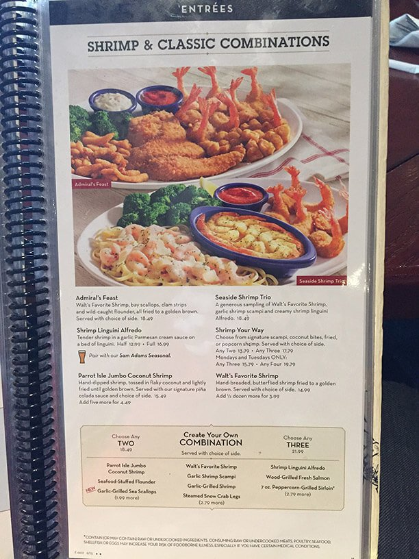 Red Lobster Page 12
