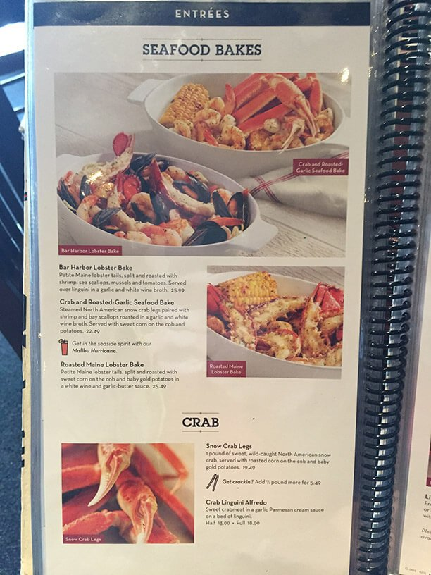 Red Lobster Page 13
