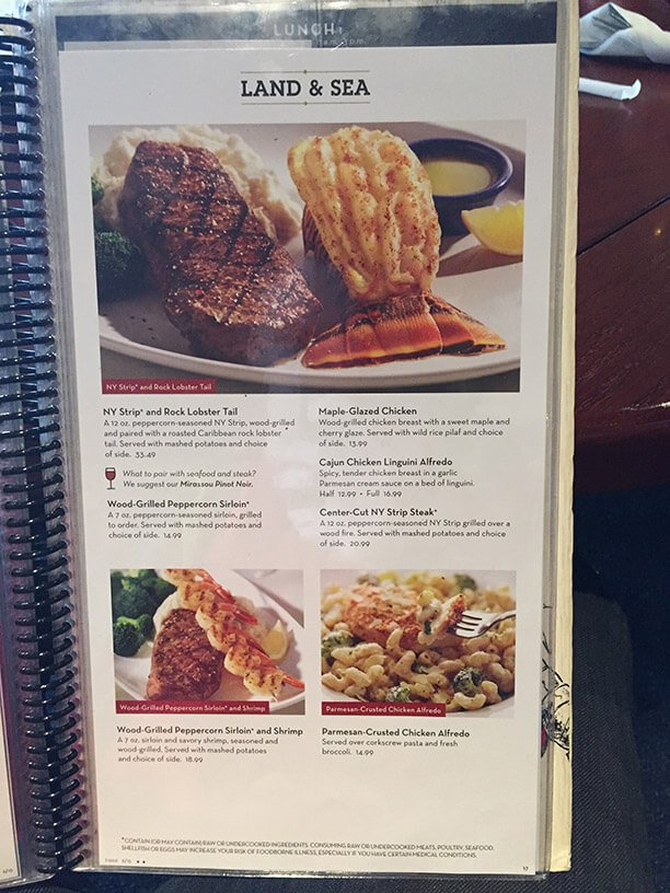 Red Lobster Page 16