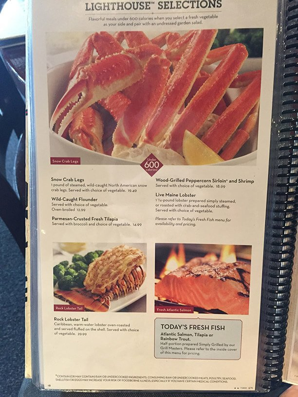 Red Lobster Page 17