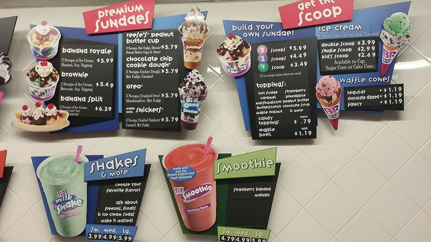 baskin robbins price strategy Raises in petrol prices 13 3  there is no specific mission statement for baskin  robbins, but there is one  as the head office manger of baskin robbins in  dubai said that the marketing strategy of baskin robbins mainly.