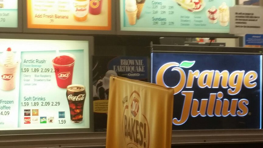 Dairy Queen Menu – 9