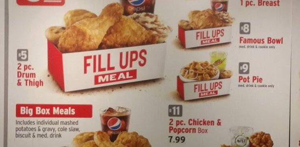 ... KFC-Menu-5 ... & KFC Menu Prices 2017 | Meal Items Details u0026 Cost Aboutintivar.Com