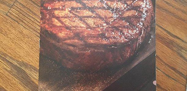 Outback Steakhouse Menu – 1