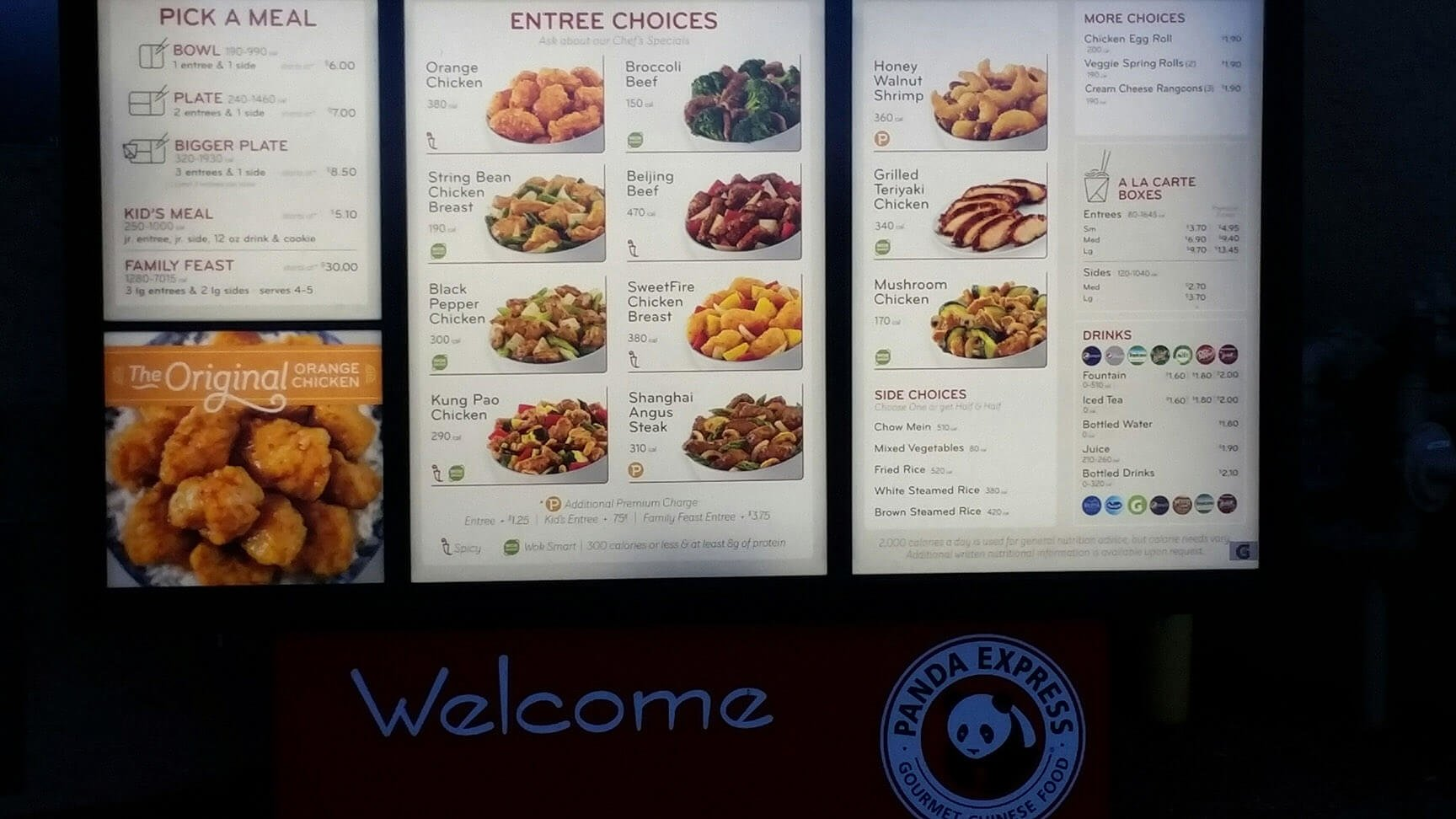 Check out the full menu for Panda Express. When available, we provide pictures, dish ratings, and descriptions of each menu item and its price. Use this menu information as a guideline, but please be aware that over time, prices and menu items may change without being reported to our site/5(30).