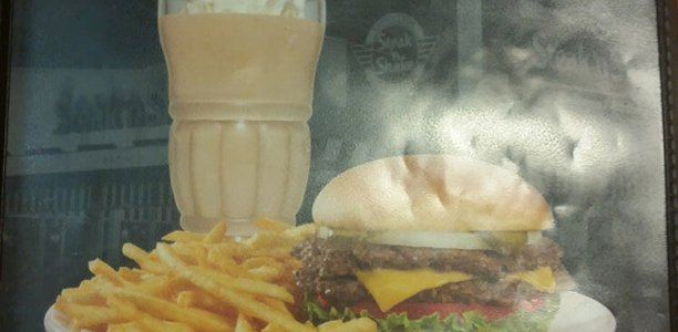 Steak n Shake Menu – 1