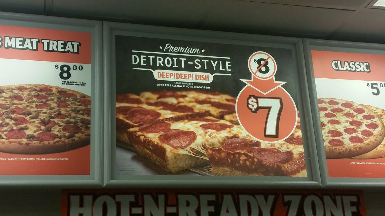 Little Caesars Menu – 2