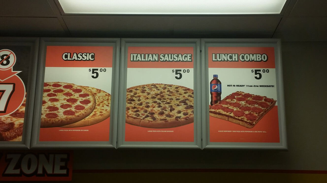 Little Caesars Menu – 3