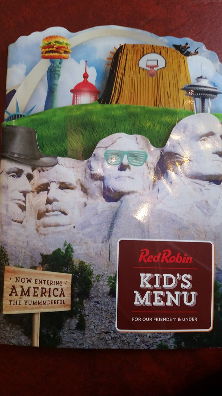 Red Robin Menu – 21