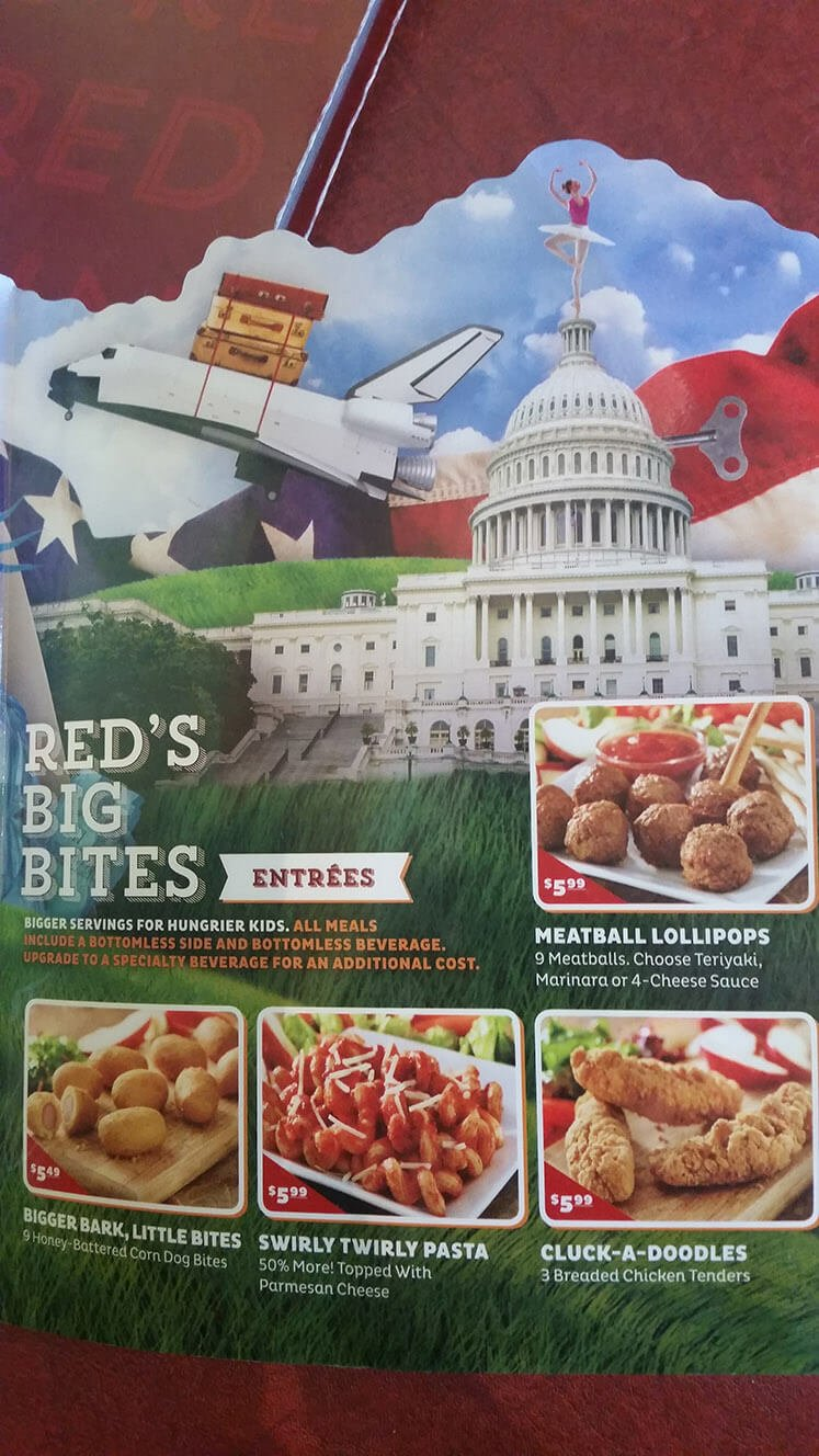 Red Robin Menu – 25