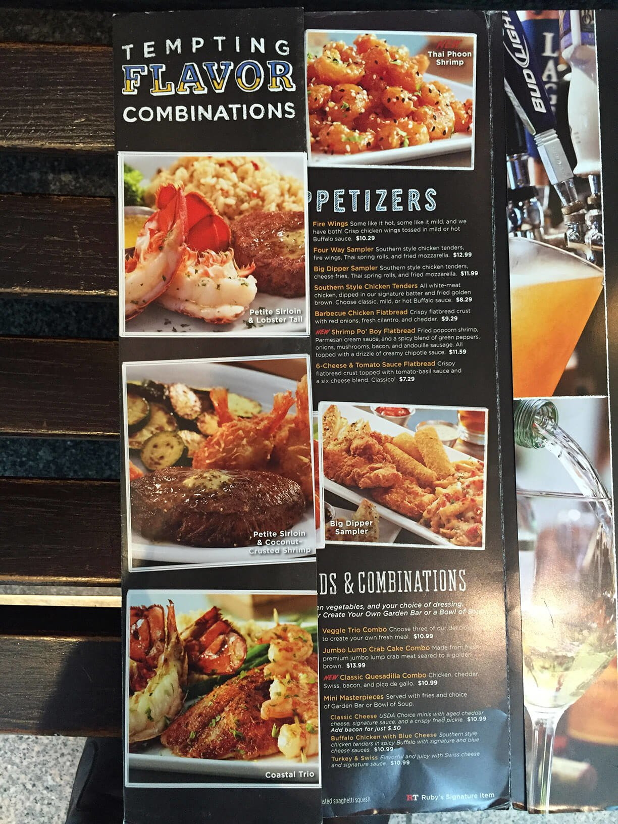 Ruby Tuesday Menu – 2