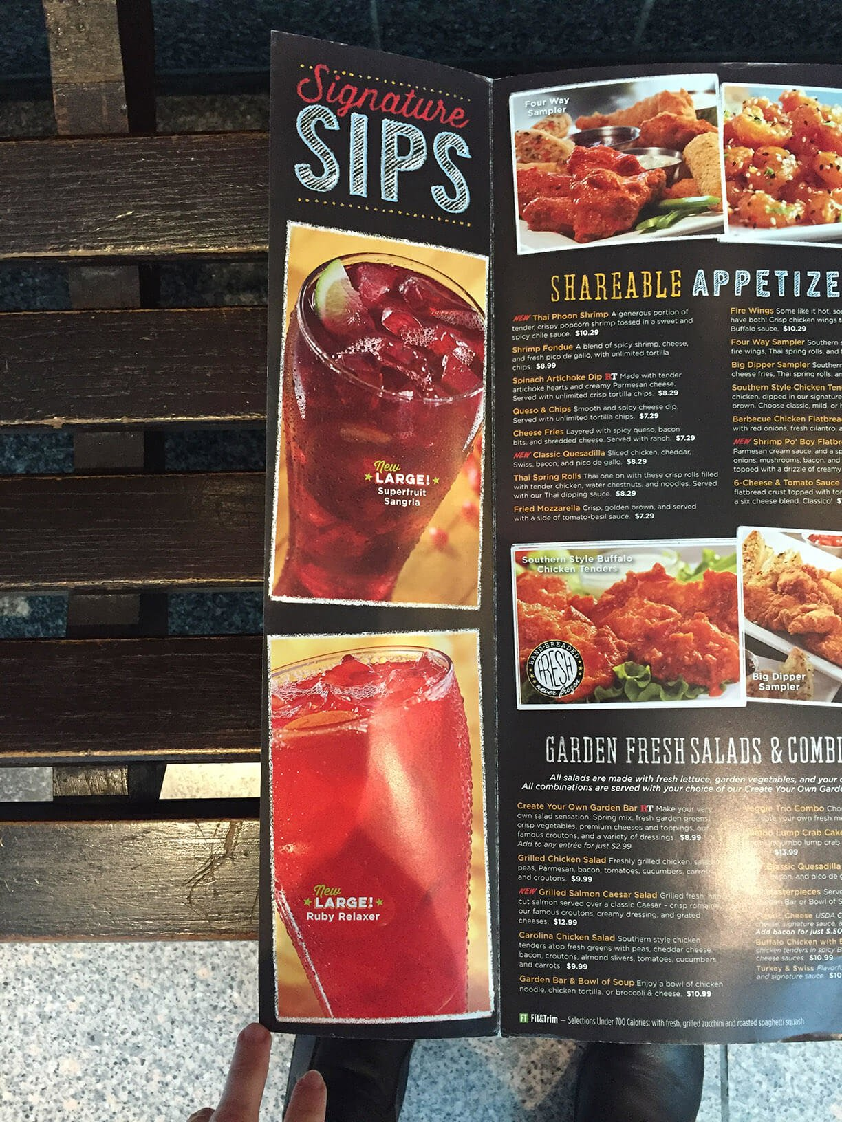 Ruby Tuesday Menu Prices 2017 | Meal Items, Details & Cost