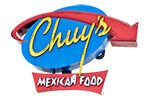 Chuy's Catering Menu