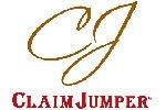 Claim Jumper menu