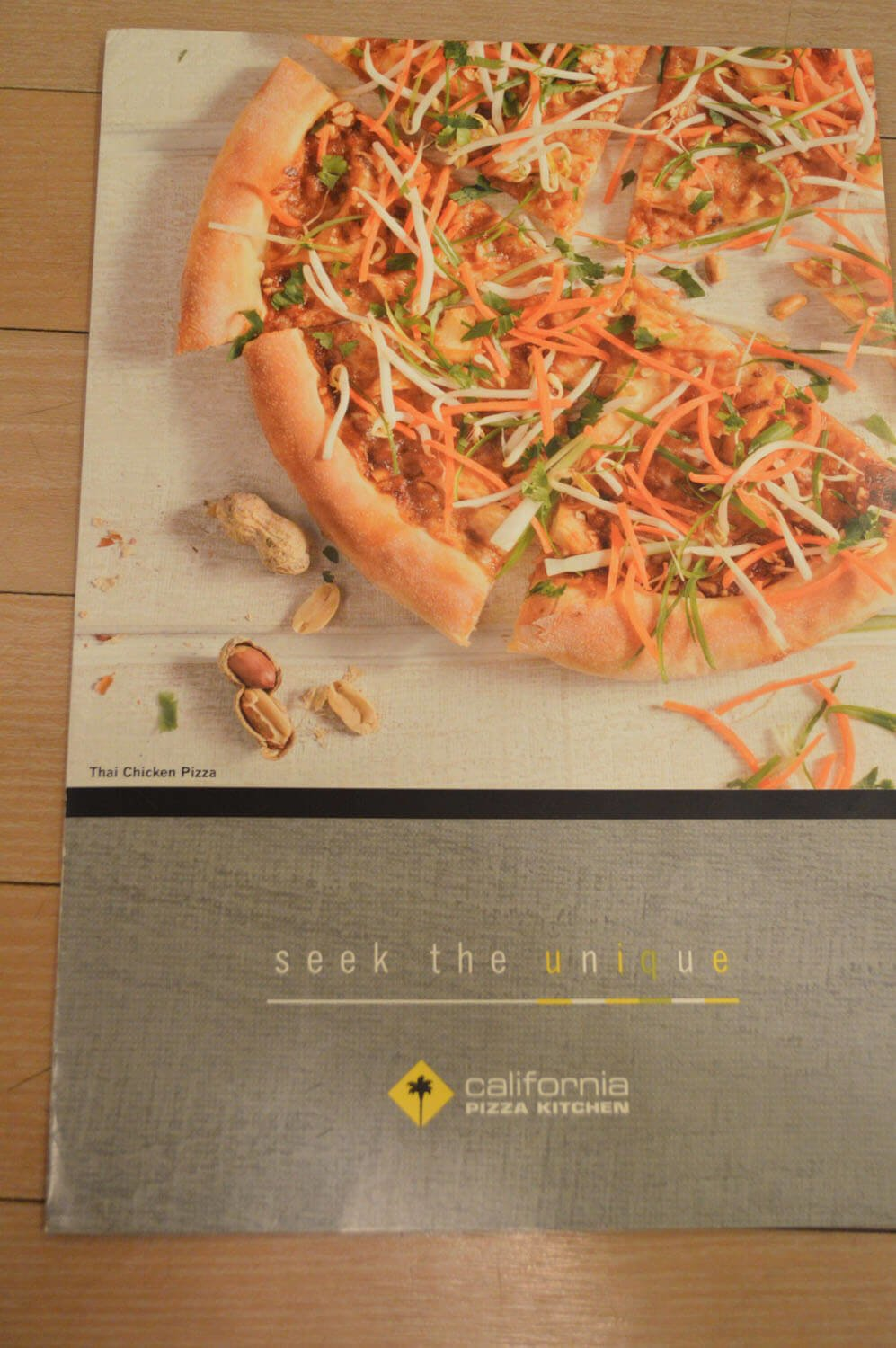 California Pizza Kitchen Menu – 9