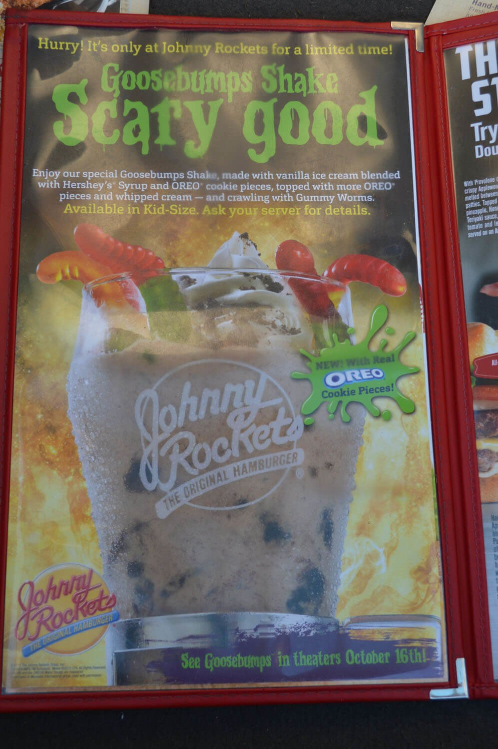 Johnny Rockets Menu – 6
