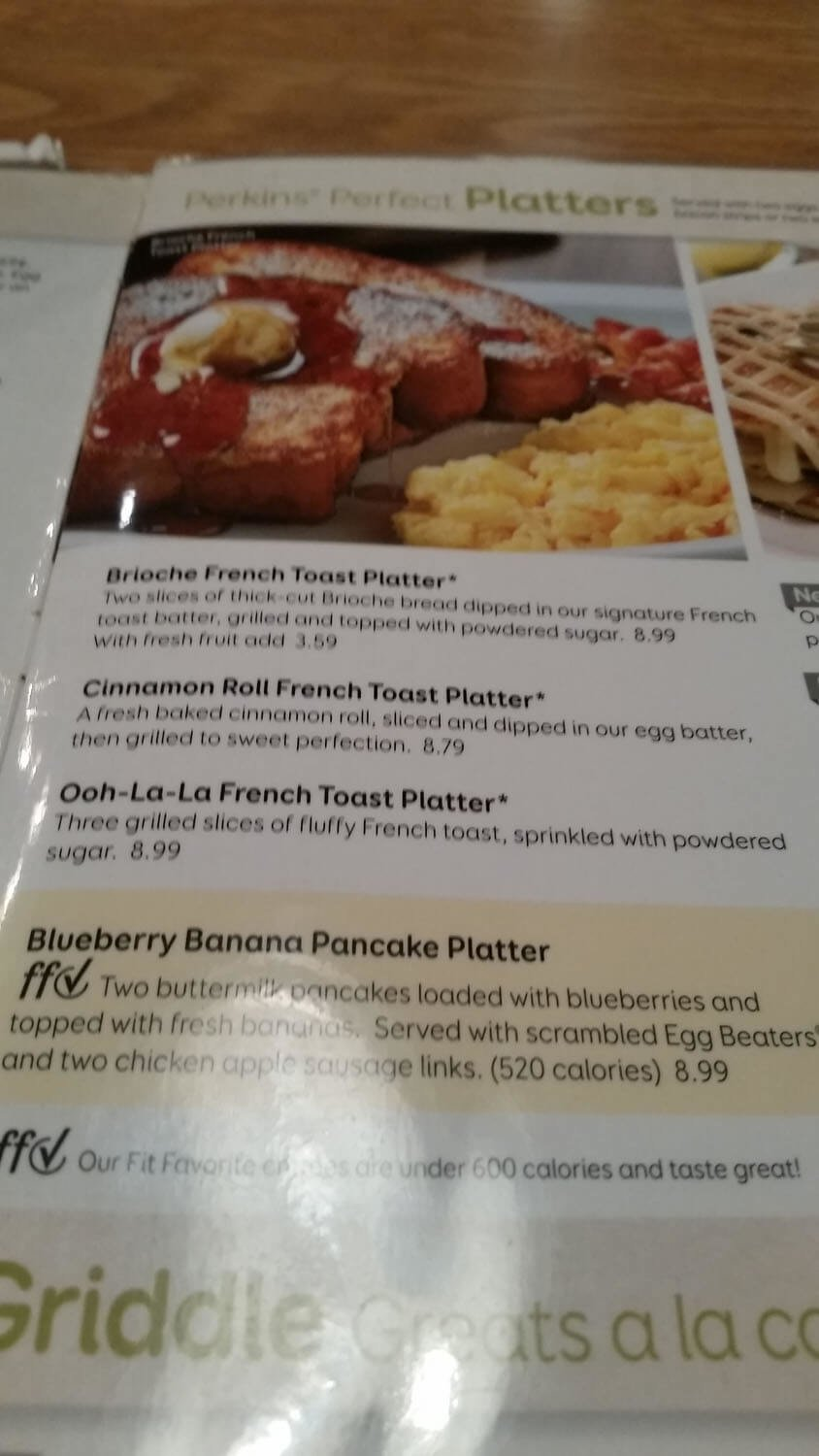 Perkins Menu – 11
