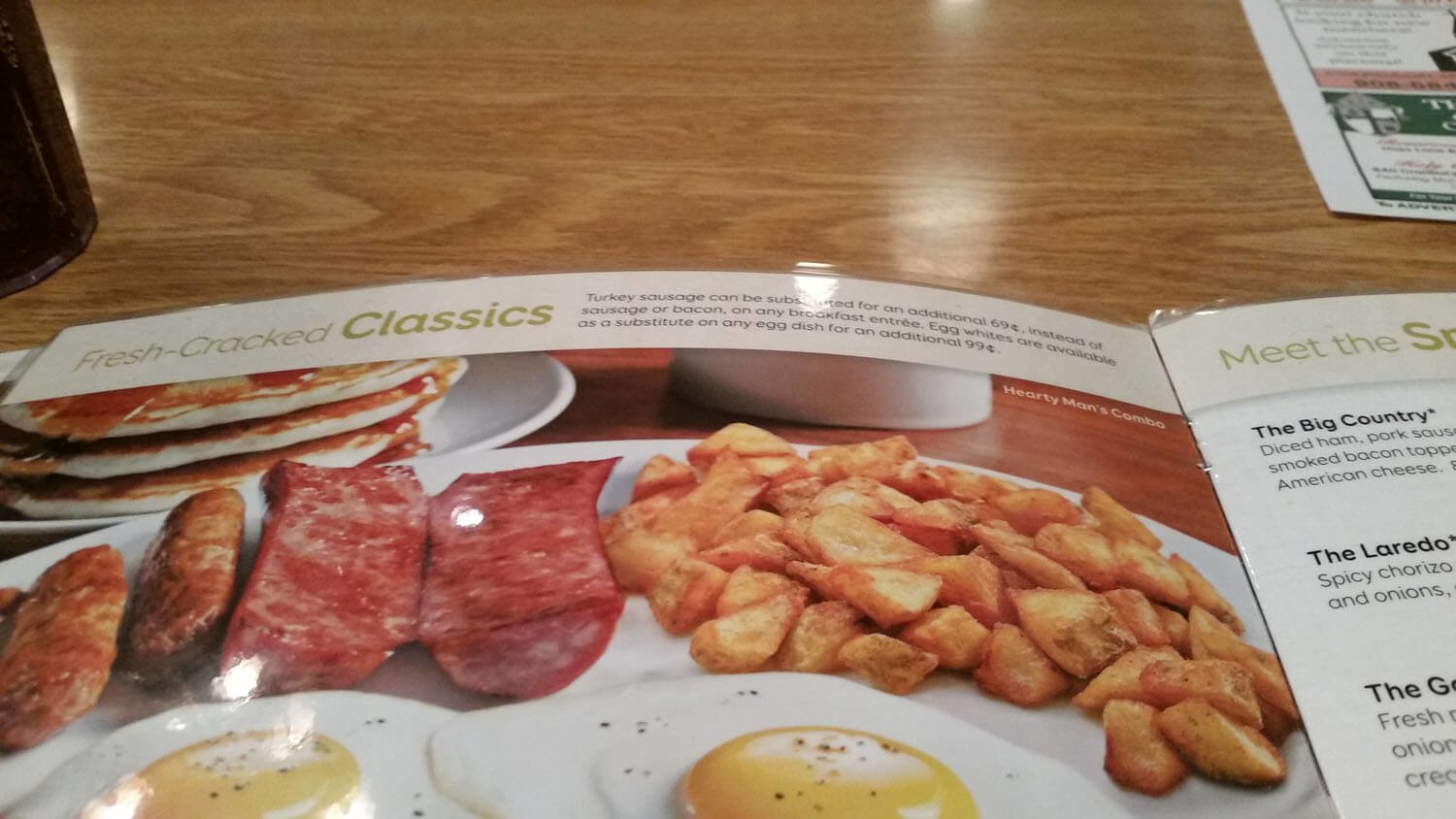 Perkins Menu – 13