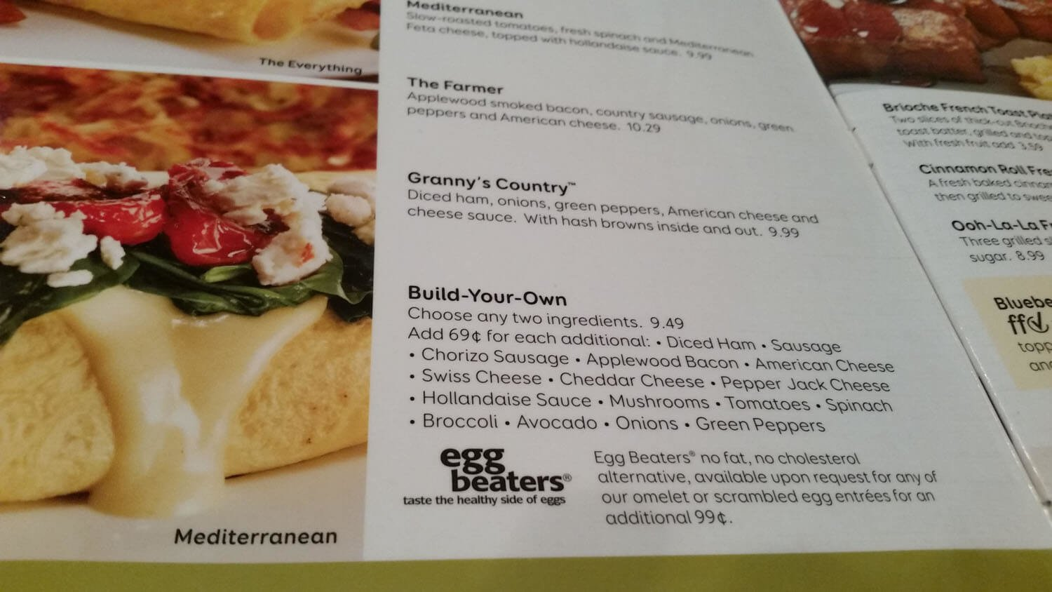 Perkins Menu – 3