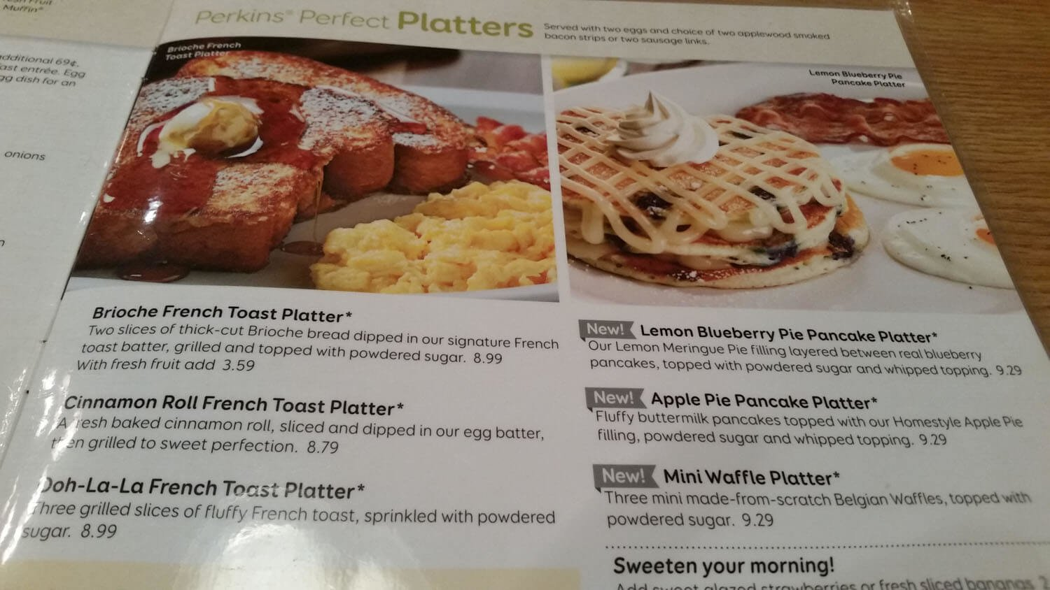 Perkins Menu – 5