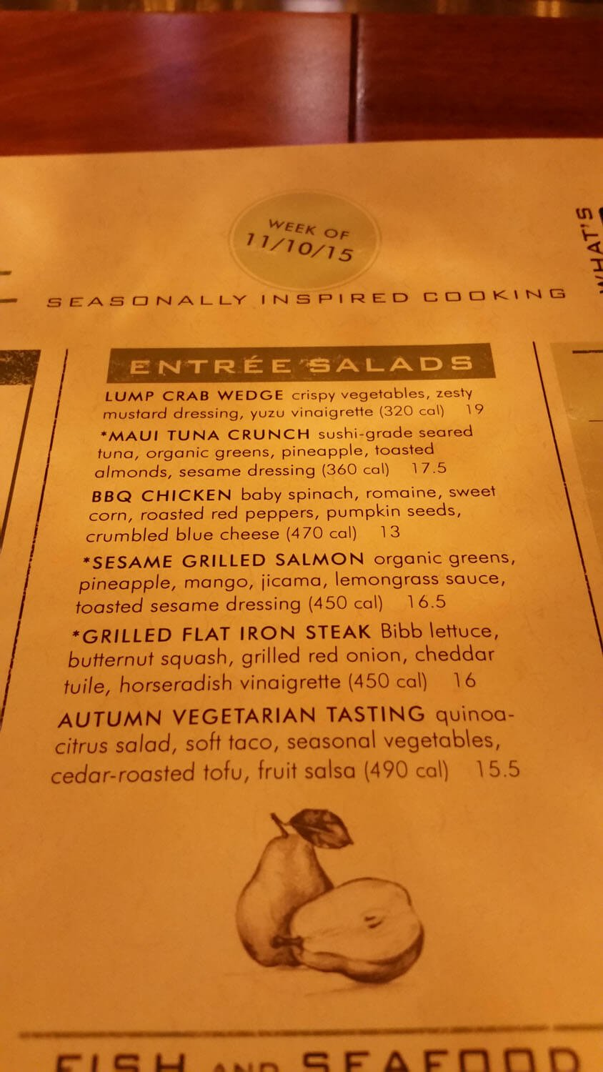 Seasons 52 Menu – 6