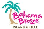 Bahama Breeze menu
