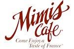 Mimi's Cafe menu