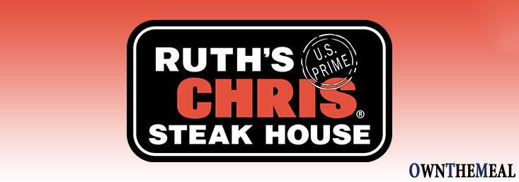 Ruth's Chris Menu & Prices