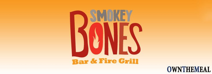 Smokey Bones Menu & Prices