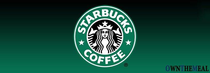 Starbucks Menu & Prices