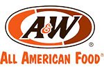 A&W menu