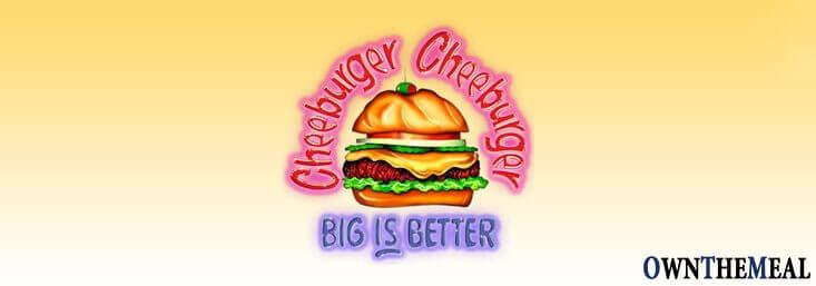 cheeburger cheeburger vegan menu