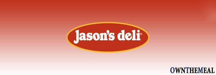 Jason's Deli Menu & Prices
