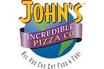 John's Incredible Pizza menu