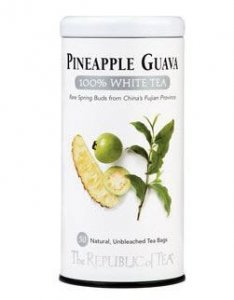 pineapple white tea for weight loss