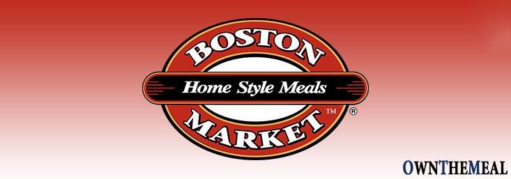 Boston Market Menu & Prices