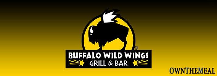 Buffalo Wild Wings Menu & Prices