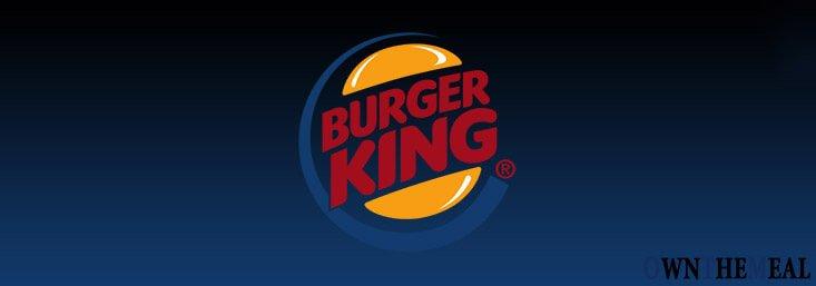 Burger King Menu & Prices