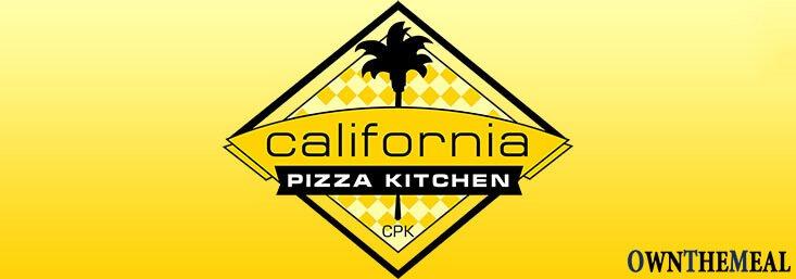 California Pizza Kitchen Menu & Prices