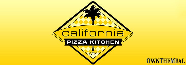 California Pizza Kitchen Menu & Prices