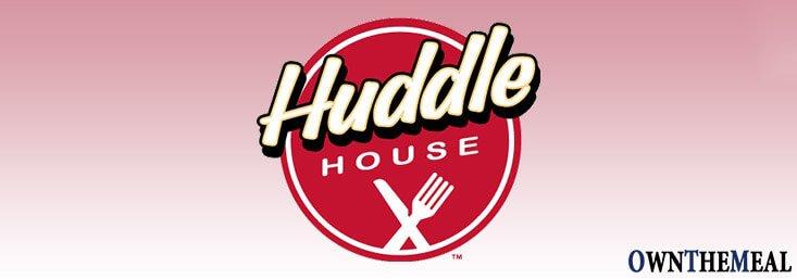 Huddle House Menu & Prices