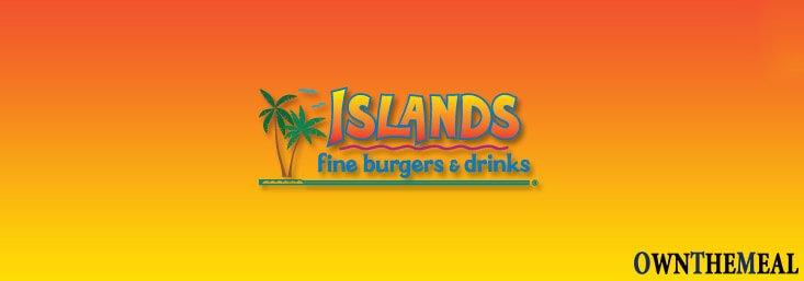Islands Burgers Happy Hour