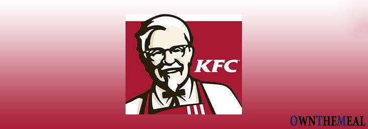 KFC Menu & Prices