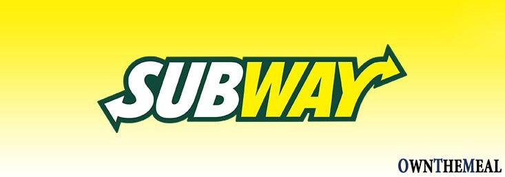 Subway Menu & Prices