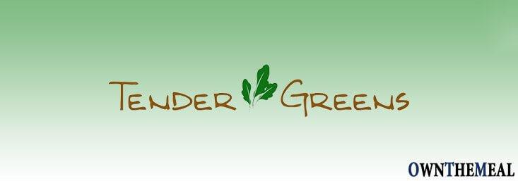 Tender Greens Menu & Prices
