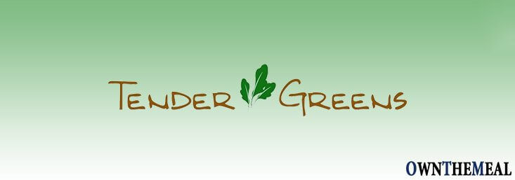 Tender Greens Menu & Prices