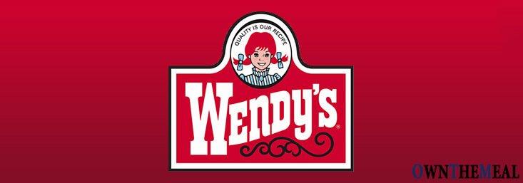 Wendy's Menu & Prices