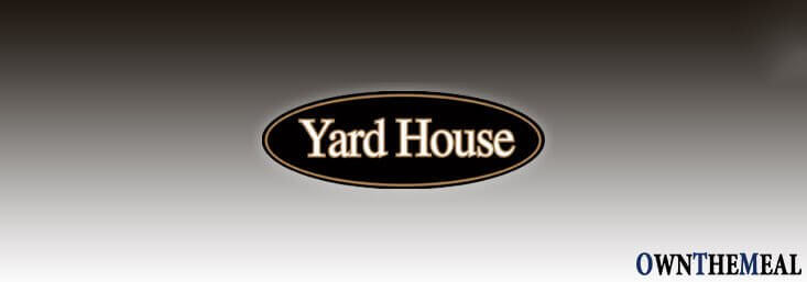 Yard House Menu & Prices