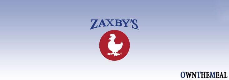 Zaxby's Menu & Prices
