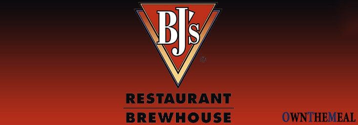 BJ's Restaurant Menu & Prices